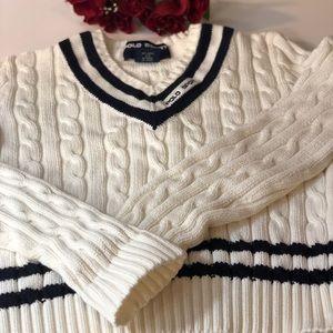 Other - Boys signature Ralph Lauren V-neck sweater